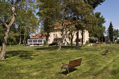 Seehotel Frankenhorst, Schwerin