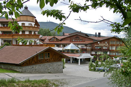 Hotel Bayerischer Hof Rimbach, Rimbach