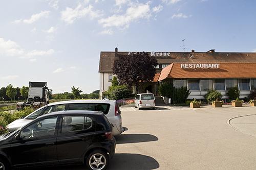 Hotel Krone, Dornstadt