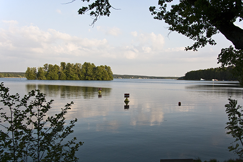 Bad Saarow, Scharmützelsee