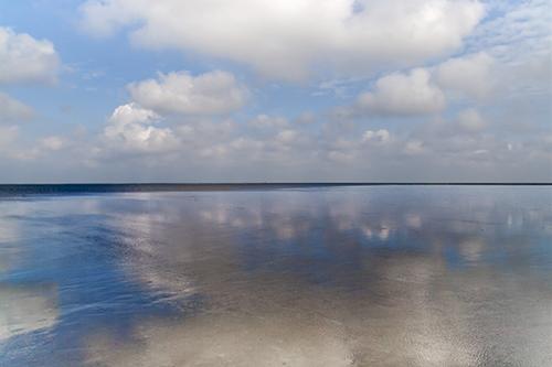 Sylt bei Rantum, Wattenmeer