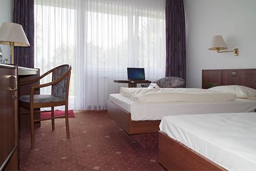 Hotel Seeblick in Gartow, Zimmerbeispiel